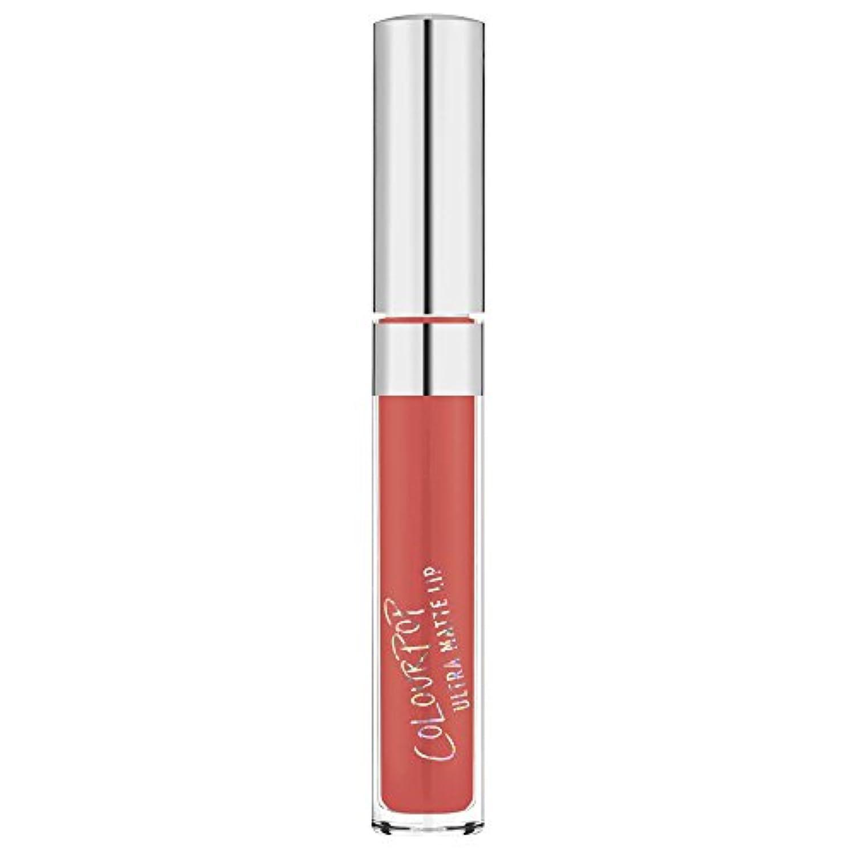 繊毛症候群リマークCOLOURPOP Ultra Matte Lip in BUMBLE Full Size 3.2g [Misc.]