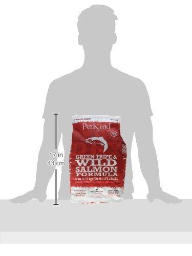 ペットカインド トライプドライ グリーントライプ&ワイルドサーモン 2.7kg