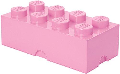 LEGO Storage Brick 8、ライトパープル