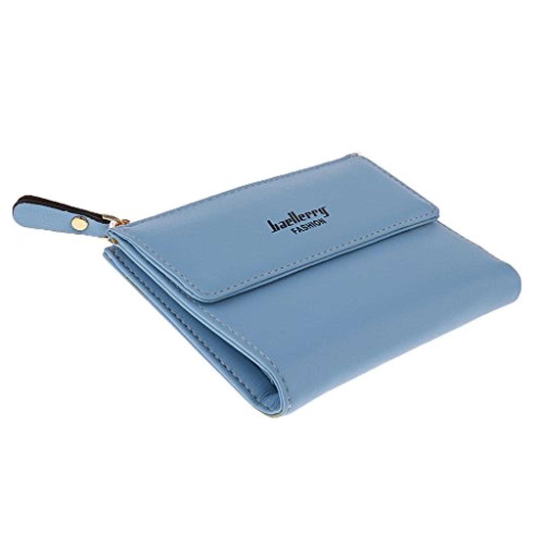 Prettyia ID クレジットカード 財布  女性 ミニ PUレザー コインバッグ マネーバッグ  誕生日  全5色