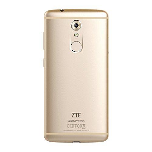ZTE AXON7 MINI SIMフリースマートフォン (Android 6.0/5.2inch/nano SIM/デュアルSIMスロット) ゴールド