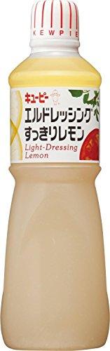 キユーピー 業務用 エルドレッシング すっきりレモン 1000ml