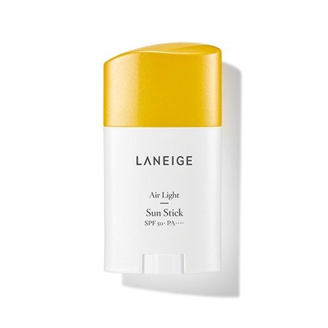 前売差別環境に優しいラネージュ(LANEIGE) エアライト?サンスティック Air Light Sun Stick SPF50 PA+++ 26g