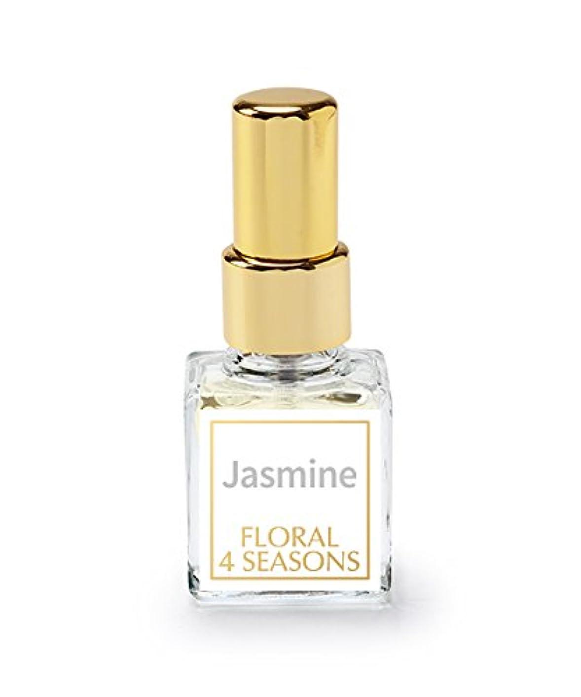 横に非公式ゴルフ武蔵野ワークスの香水「ジャスミン」(EDP/4mL)