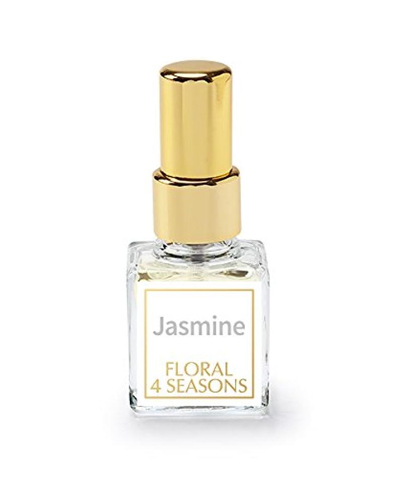 パトロール派生するレポートを書く武蔵野ワークスの香水「ジャスミン」(EDP/4mL)
