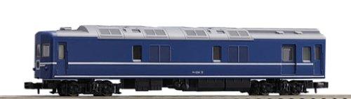 TOMIX Nゲージ 8519 国鉄客車 カニ24-0形 (後期型・銀帯) (T)