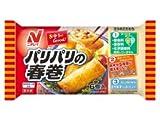 【10パック】 冷凍食品 弁当 パリパリの春巻 ミニ 6個 ニチレイ