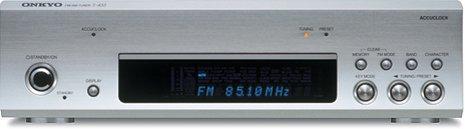 ONKYO INTEC275 FM/AMチューナー シルバー T-433(S)