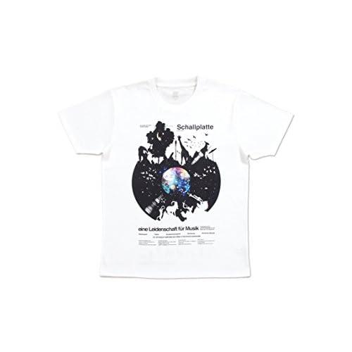 (グラニフ)graniph ベーシックTシャツ / レコードオブアニマルズ ( ホワイト ) L