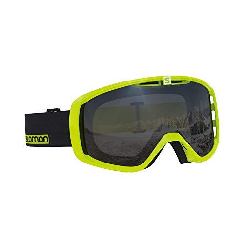 サロモン(SALOMON) スキー スノーボード ゴーグル ユニセックス AKSIUM ACCESS Neon Yellow/Mirror L40515400