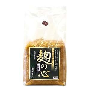 「麹の心」800g 皇帝塩を使った無添加手造り味噌