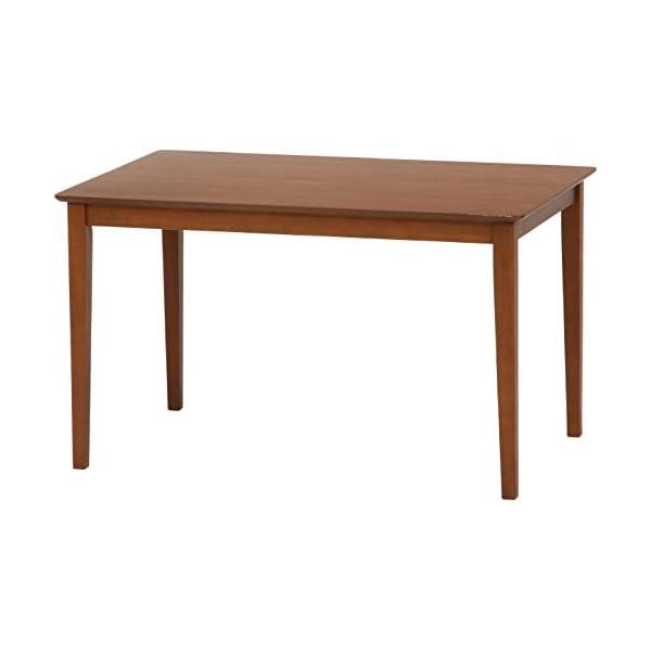 不二貿易 ダイニングテーブル スノア 幅120×...の商品画像