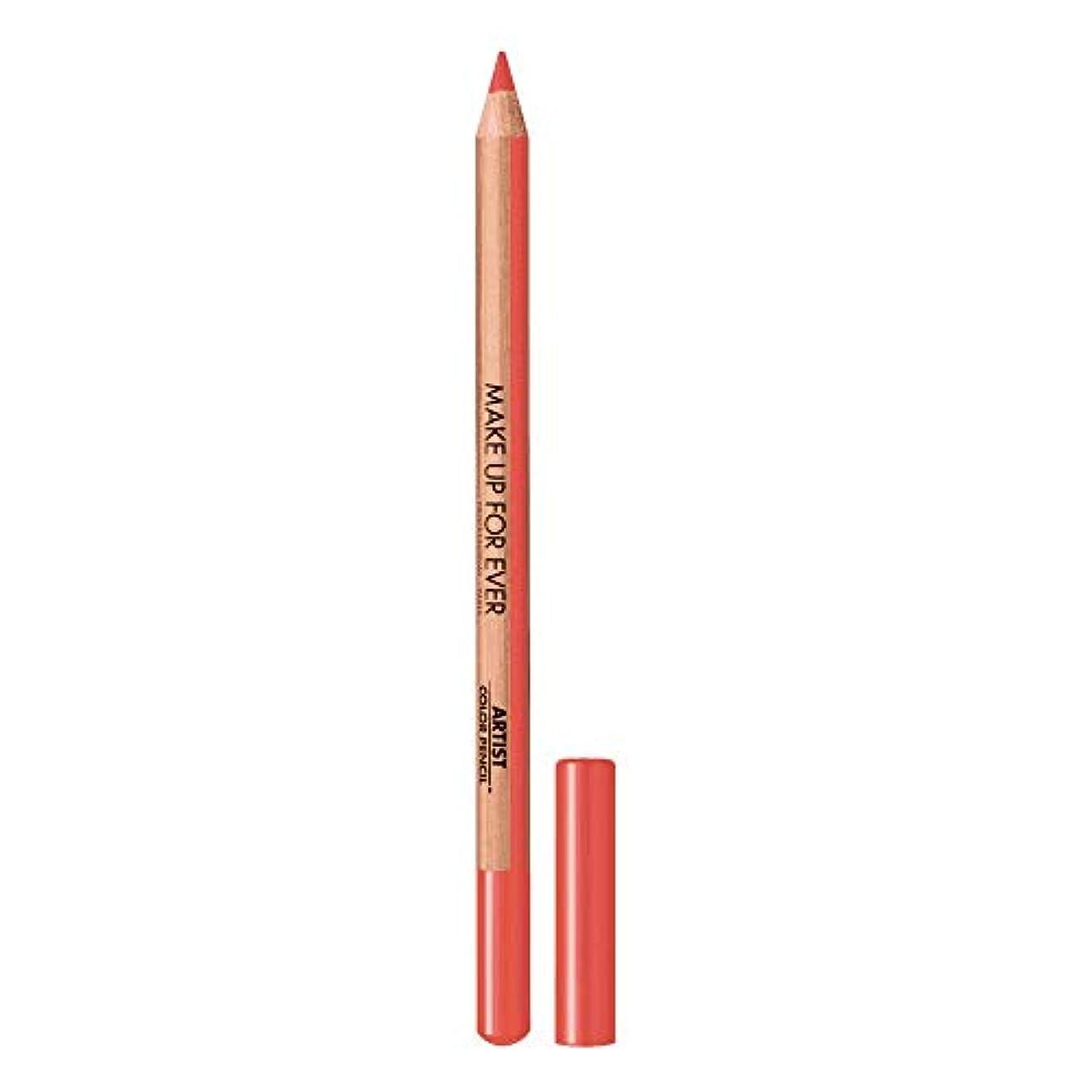 強制魂完了メイクアップフォーエバー Artist Color Pencil - # 700 Wichever Coral 1.41g/0.04oz並行輸入品