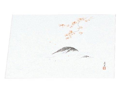四季紙 萬寿(100枚入)もみじ狩り M33-123