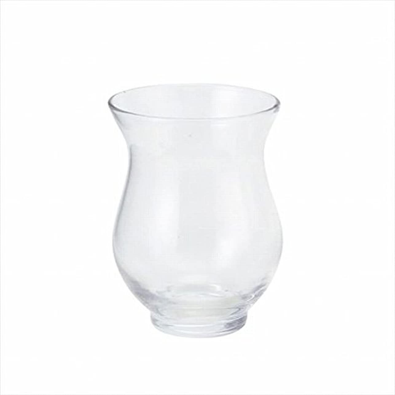蒸気鳴り響く四分円kameyama candle(カメヤマキャンドル) ウィンドライトエレガンスS キャンドル 75x75x100mm (D3825023)