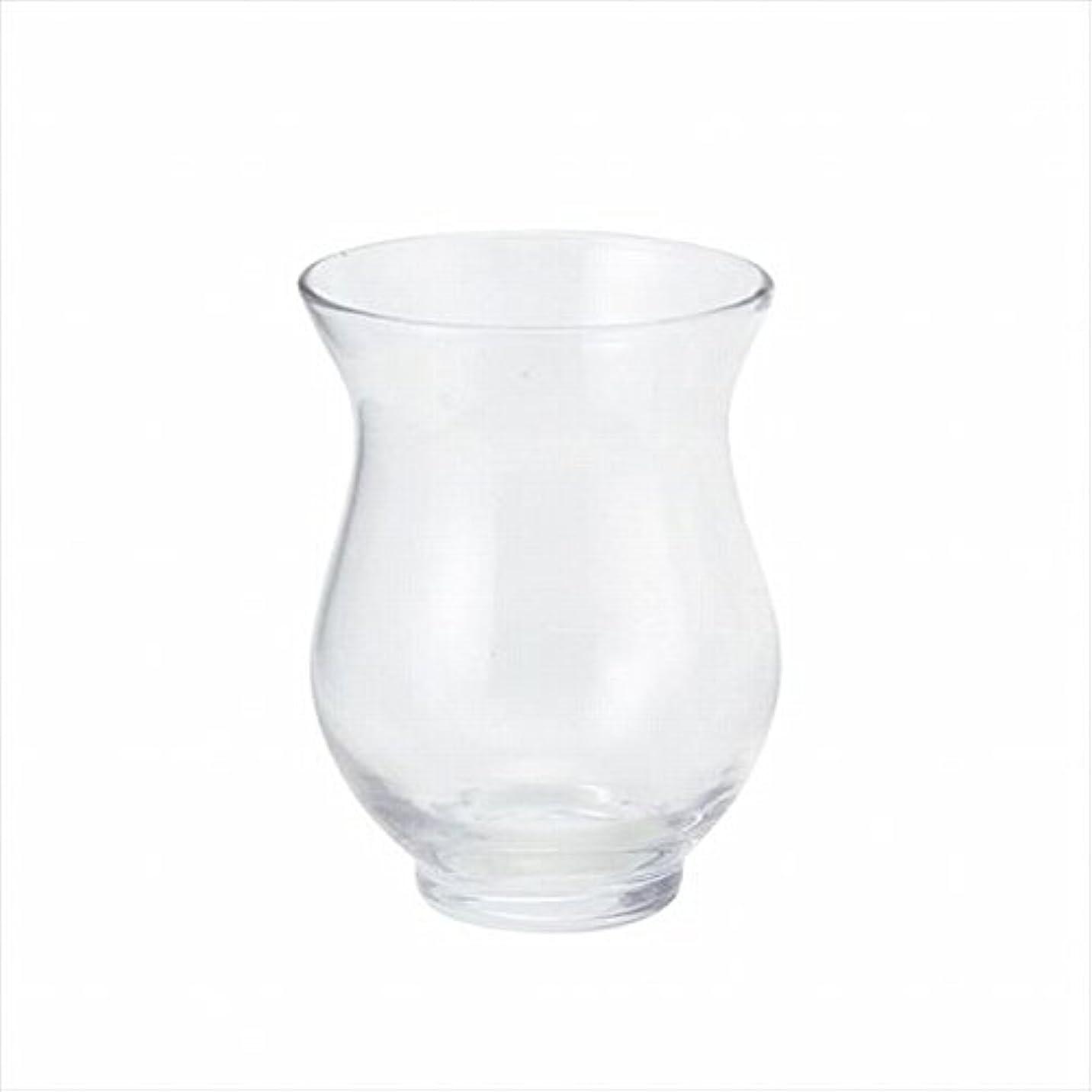 リム空いている歯科のkameyama candle(カメヤマキャンドル) ウィンドライトエレガンスS キャンドル 75x75x100mm (D3825023)