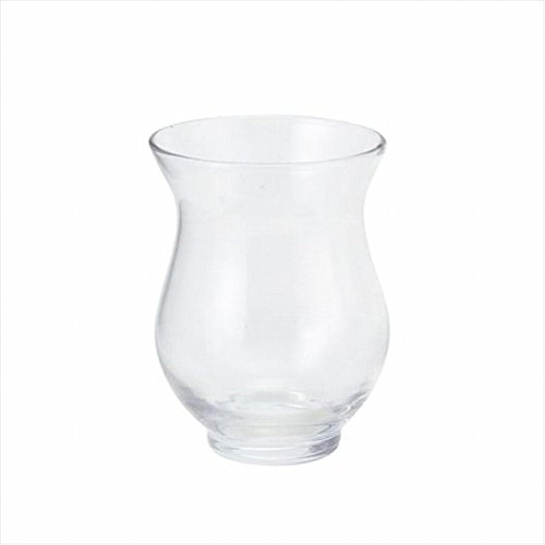 神秘構造的なすkameyama candle(カメヤマキャンドル) ウィンドライトエレガンスS キャンドル 75x75x100mm (D3825023)