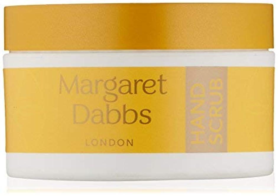 欠如アルコーブ中間Margaret Dabbs Exfoliating Hand Scrub 3.38 fl. oz. [並行輸入品]