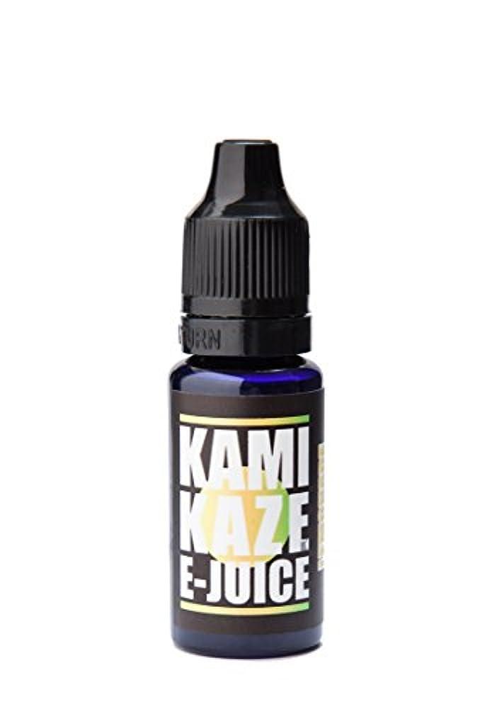 型識別群衆電子タバコ KAMIKAZE レモネード 15ml