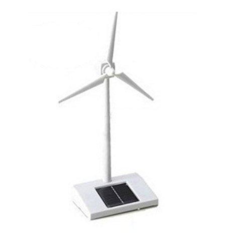 【Joysurus】卓上 ソーラー風車 ソーラー発電 クリーンエネルギー 実験 学習