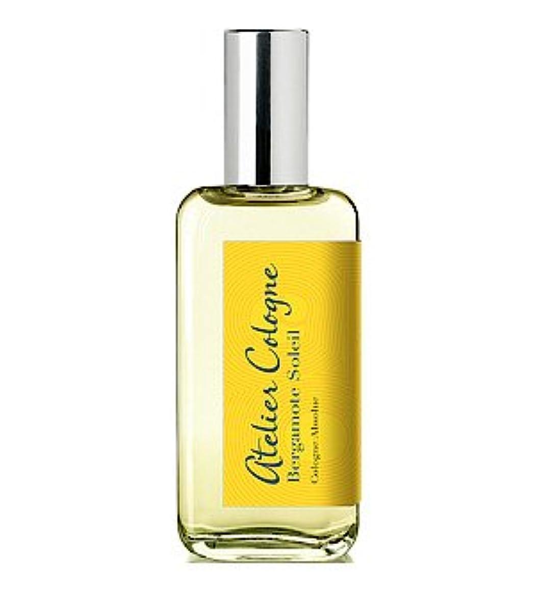 医学続編貴重なAtelier Cologne Bergamote Soleil (アトリエ コロン ベルガモット ソレイユ) 1.0 oz (30ml) Cologne Absolue