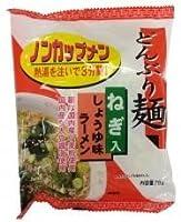 トーエー どんぶり麺・しょうゆ味ラーメン 78g ×4