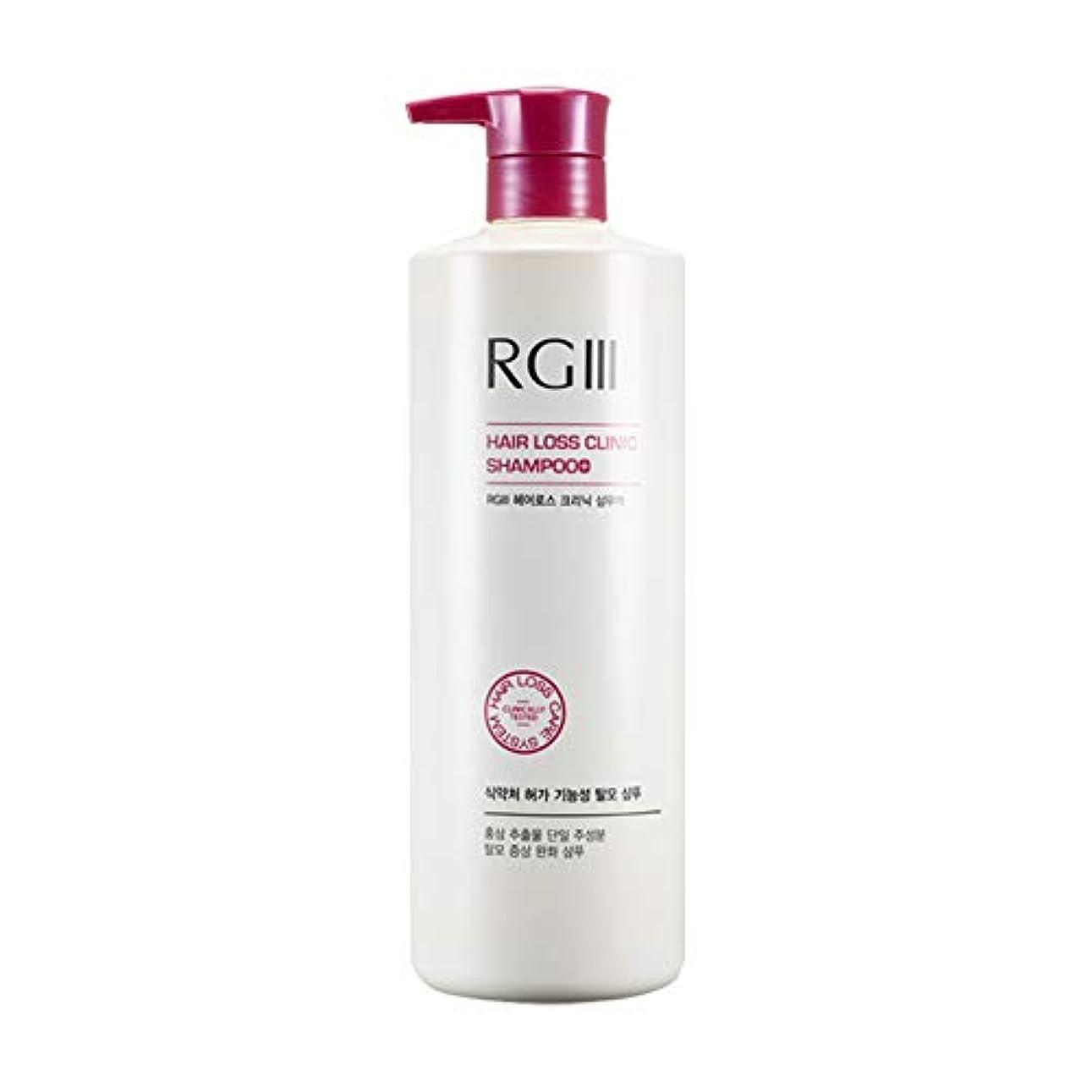 暗殺者ロゴ学者[コスモコス]COSMOCOS RGスリーヘアロスクリニックシャンプー液 520ML 海外直送品 RGⅢ hair loss clinic shampoo [並行輸入品]