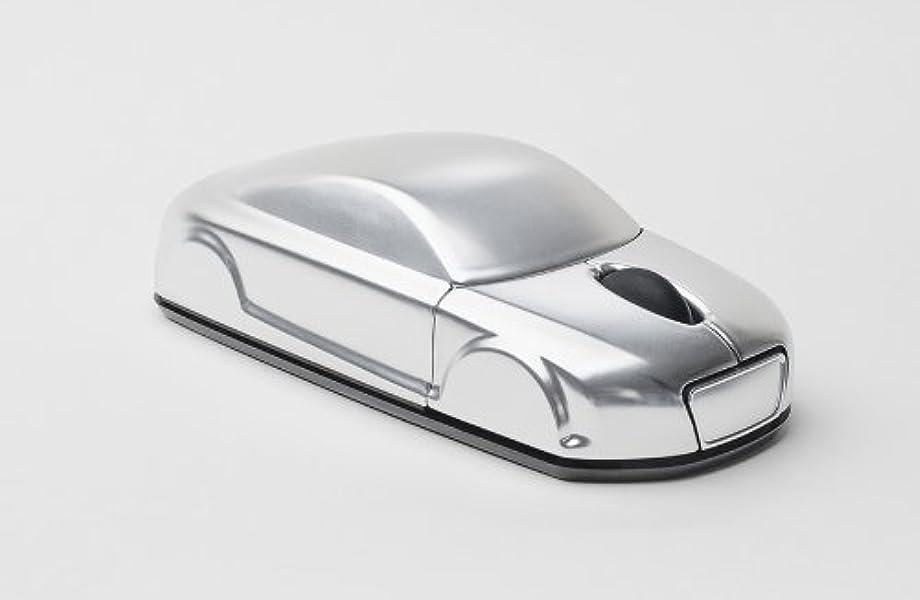 風刺レンズ温度Click Car Audi Design Wireless Optical Mouse [並行輸入品]