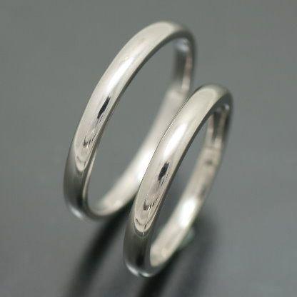 [ココカル]cococaru ペアリング プラチナ リング Pt900 マリッジリング 2本セット 結婚指輪 日本製