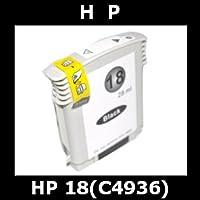 HP 18(C4936) 互換インク(10個セット)