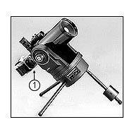 Meade Instruments 07363 No.64 SLR Camera T-Adapter for Select ETX Models (Black) [並行輸入品]