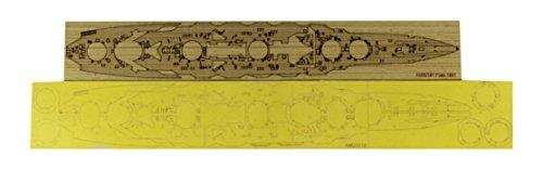 アートウォックスモデル 1/700 日本戦艦 扶桑 昭和16年用 木製甲板 マスキングシート F社401171用 プラモデル用パーツ AM2015Aの詳細を見る