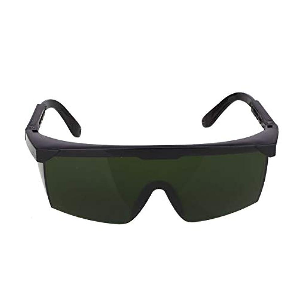 IPL/E-ライト脱毛ゴーグルのためのIntercoreyレーザー安全メガネアイプロテクション