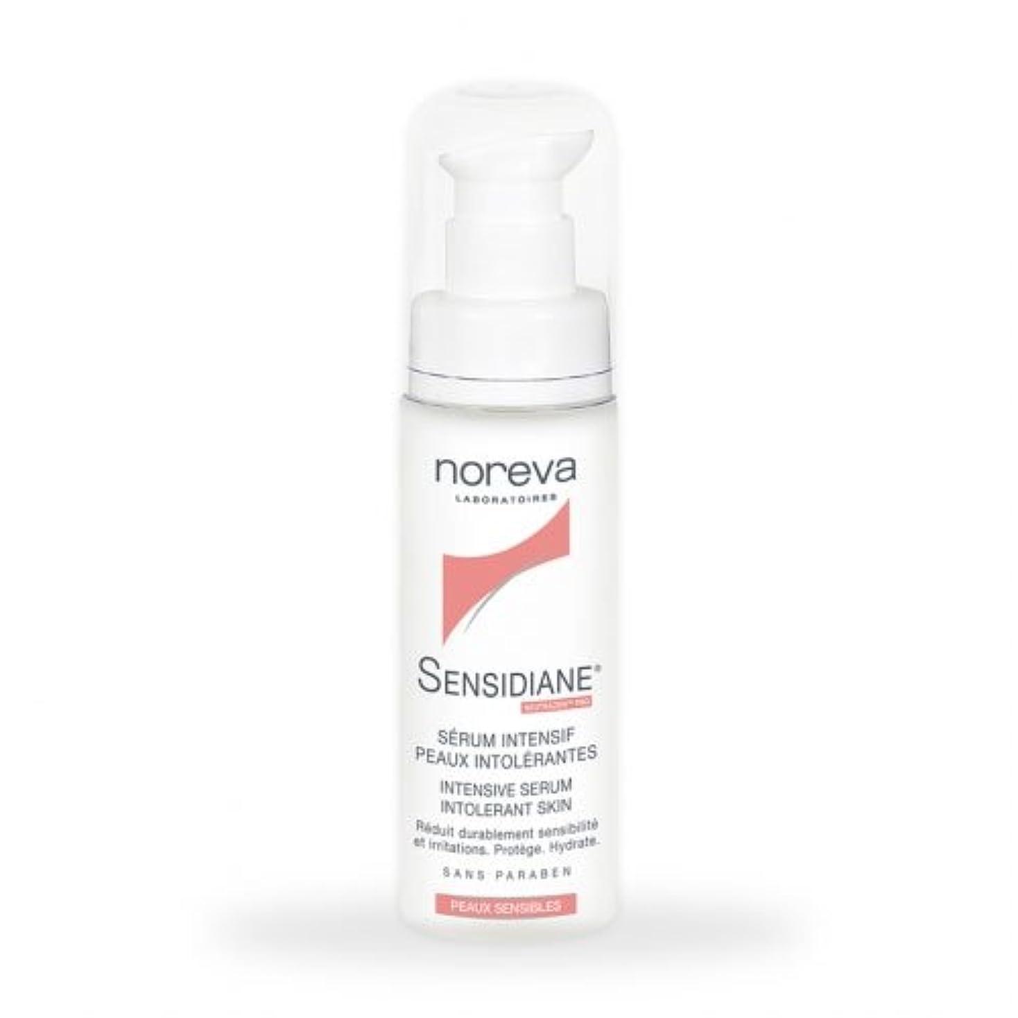 最初赤字描写Noreva Sensidiane Intensive Serum Intolerant Skin 30ml [並行輸入品]