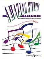 HARRISON H. - Amazing Studies para Saxofon