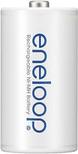 SANYO 「eneloop」シリーズ ニッケル水素電池 単2形 1本パック HR-2UTG-1BP