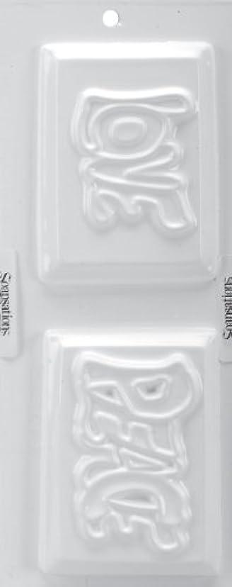 つまらない騒々しい流産Soapsations 石鹸モールド 4