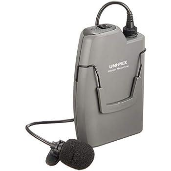 UNI-PEX ワイヤレスマイク WM-8100A