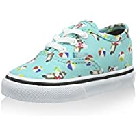 Vans Authentic (Pool Vibes) Aqua Sea/Tru Size 9.5