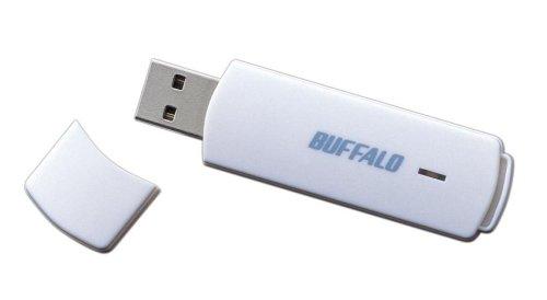 BUFFALO 〈エアステーション〉 ソフトウェアルータ機能搭載 11g/b USB2.0用 無線LAN子機 WLI-UC-G