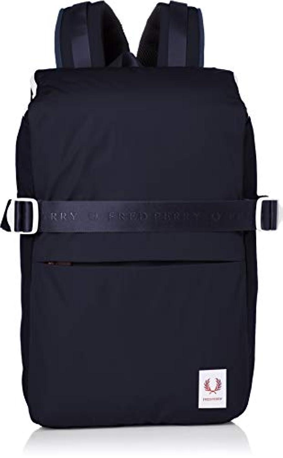 衝動休眠裁判所[フレッドペリー] リュック Square Backpack F9554