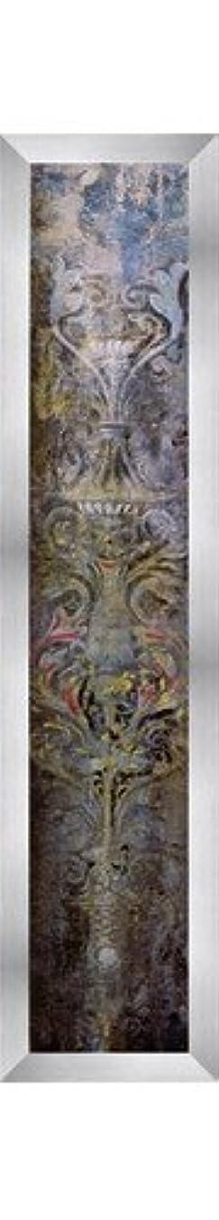 続けるピース模倣色あせたメモリ9 (Artdreams) by Kemp – 4 x 22.25インチ – アートプリントポスター LE_841050-F9935-4x22.25