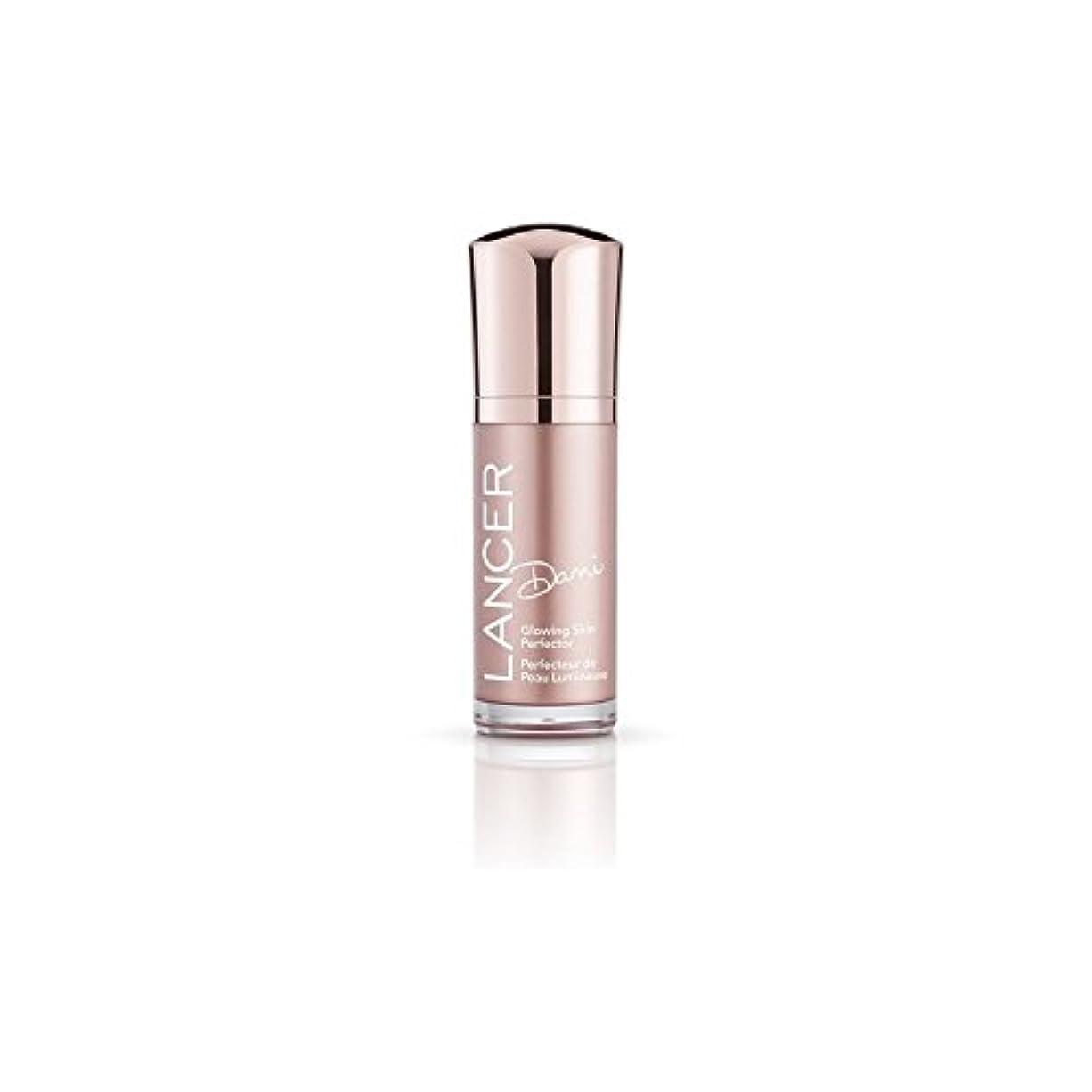 資本注釈優しさスキンパーフェク輝くランサースキンケアダニ(30ミリリットル) x4 - Lancer Skincare Dani Glowing Skin Perfector (30ml) (Pack of 4) [並行輸入品]