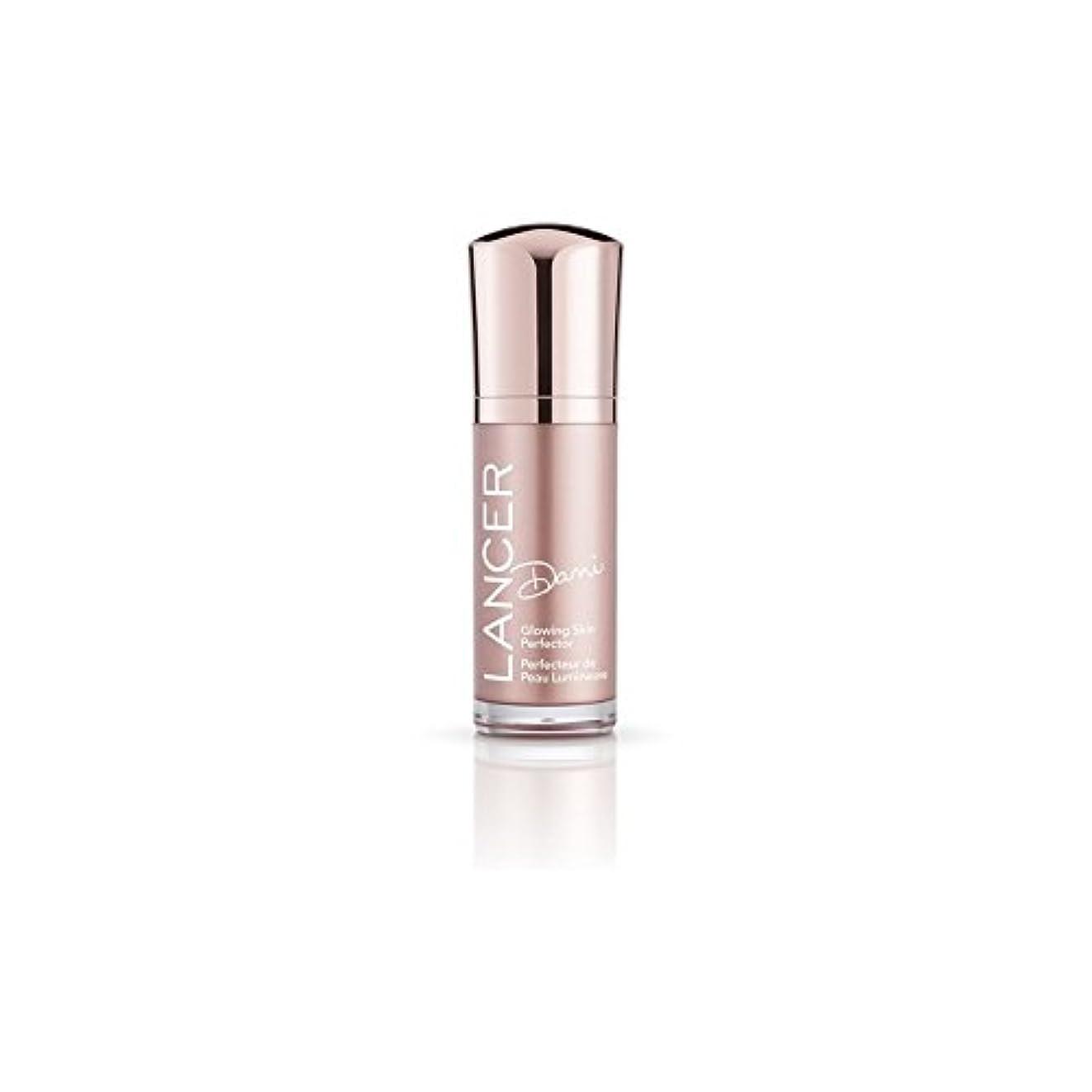 直立学んだメロディースキンパーフェク輝くランサースキンケアダニ(30ミリリットル) x4 - Lancer Skincare Dani Glowing Skin Perfector (30ml) (Pack of 4) [並行輸入品]