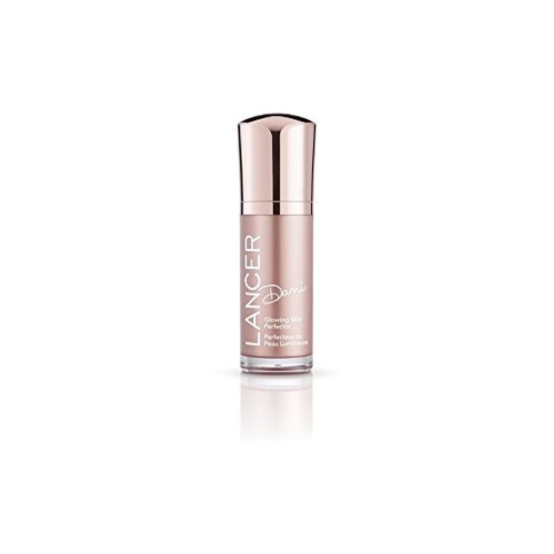 スキンパーフェク輝くランサースキンケアダニ(30ミリリットル) x4 - Lancer Skincare Dani Glowing Skin Perfector (30ml) (Pack of 4) [並行輸入品]