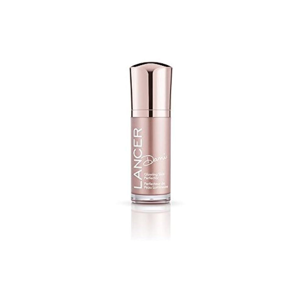 時系列絡まるかるスキンパーフェク輝くランサースキンケアダニ(30ミリリットル) x4 - Lancer Skincare Dani Glowing Skin Perfector (30ml) (Pack of 4) [並行輸入品]