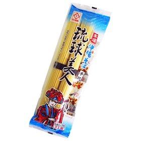 沖縄そば 乾麺 琉球美人 だし付 200g