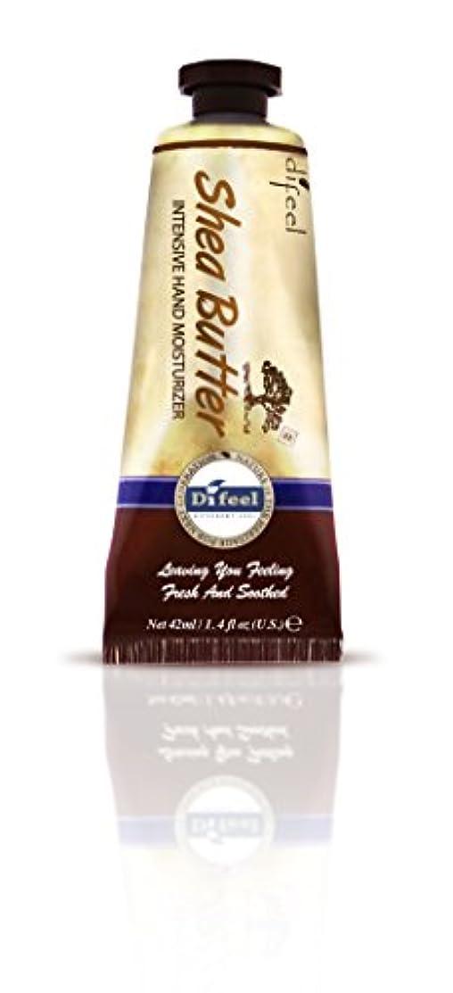 司書忘れっぽい辞書Difeel(ディフィール) シアーバター ナチュラル ハンドクリーム 40g SHEA BUTTER 16SHEn New York