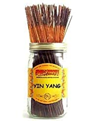 Yin Yang - 100 Wildberry Incense Sticks [並行輸入品]