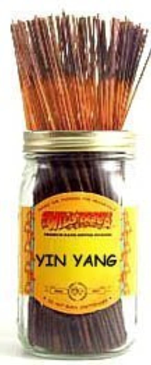 Yin Yang - 100 Wildberry Incense Sticks [並行輸入品]